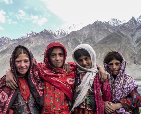 Wakhan kids small