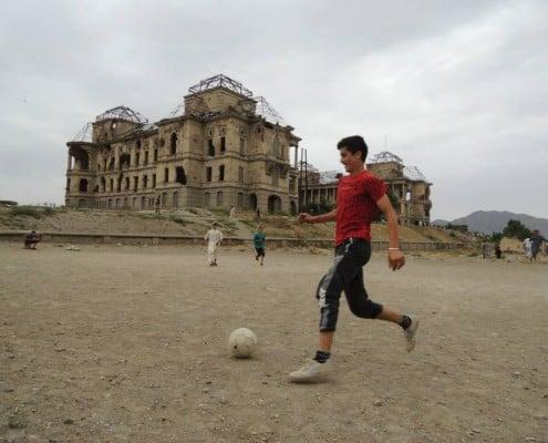 Bamyan Footy