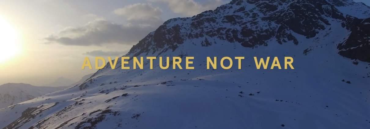 Adventure not War screenshot