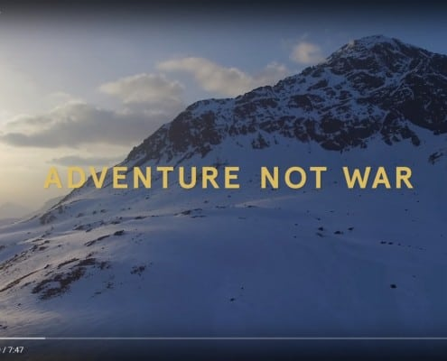 Adventure not War screenshot