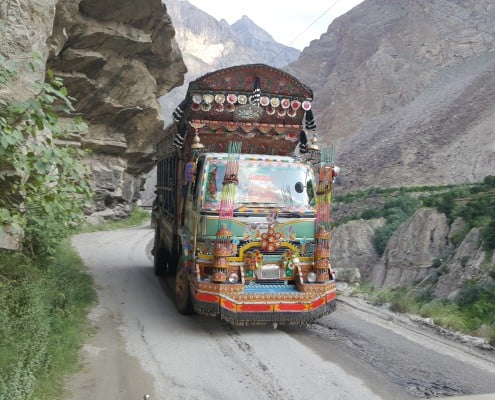 Hindu Kush and Karakorum - Pakistan
