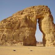 Elephant Rock Madain Saleh - Saudi Arabia