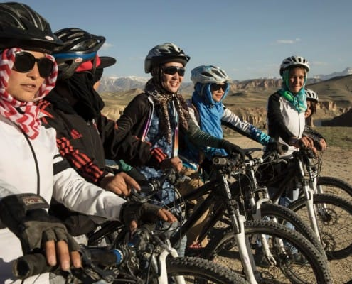 Bamiyan Women's Cycling Team