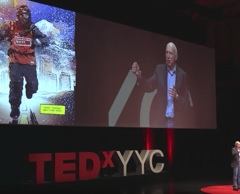 Martin Parnell - TED Talk - Life is a Relay