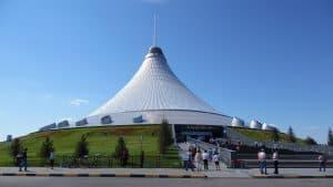 Astana - Alex J. Butler (Flickr) - Attribution 2.0 Generic (CC BY 2.0)