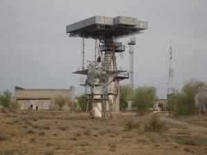 Baikonur Cosmodrome Kazakhstan