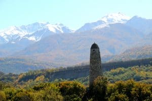 Nakh Watchtowers Chechnya