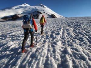 Mt Elbrus Russian Caucasus