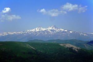 Mt Aragats