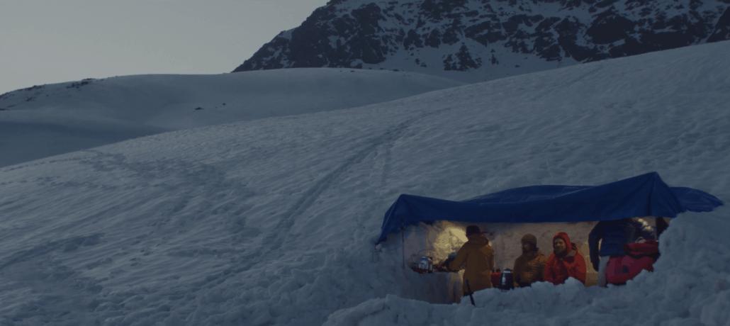 Adventure not war - camp