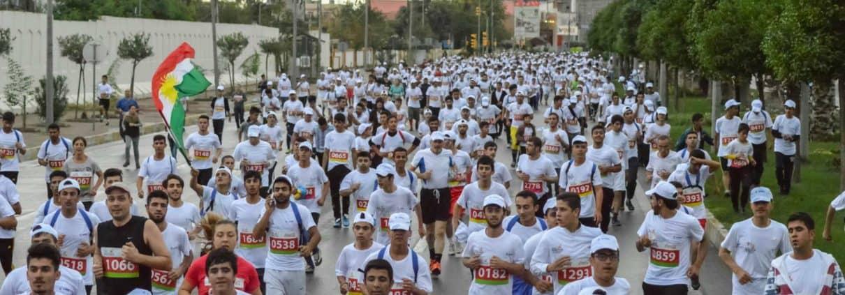 Erbil Marathon 2018