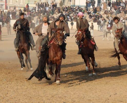 Buzkashi Afghanistan