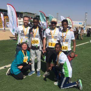 BEn Somaliland Marathon 2019