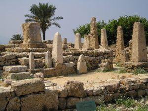 Byblos Obelisk Temple