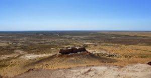 Kyzylkum Desert Uzbekistan
