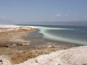 Lake Assal Djibouti