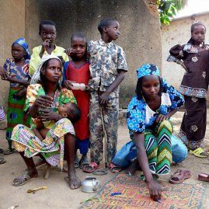 Bouar Central African Republic