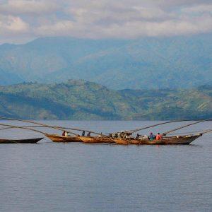 Lake Kivu DRC